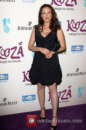 Virginia Madsen attending KOOZA, the big top touring show from Cirque du Soleil which was held at Santa Monica Pier...