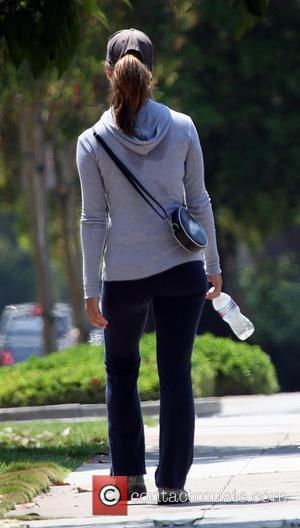Kristin Davis  goes for a workout in Brentwood Los Angeles, California - 23.10.09