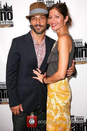Jill Hennessy and Paolo Mastropietro 10th Anniversary of the New York International Latino Film Festival - Premiere of 'La Mission'...