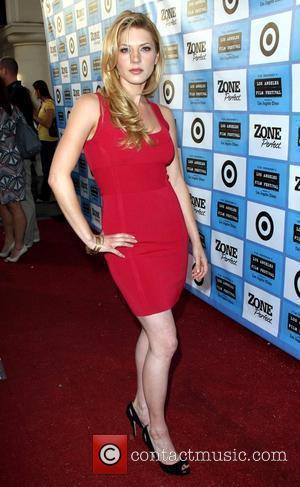 Katheryn Winnick and Los Angeles Film Festival