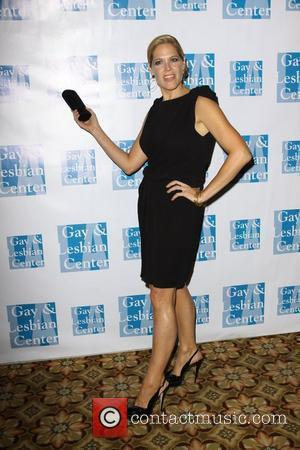 Mary McCormack The Los Angeles Gay and Lesbian Center (LAGLC) 38th Anniversary Gala at The Hyatt Regency Century Hotel -...
