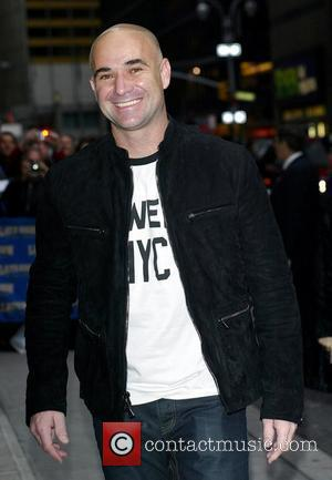 Agassi Stormed Off Friends Set Over Shields' Finger-licking Scene