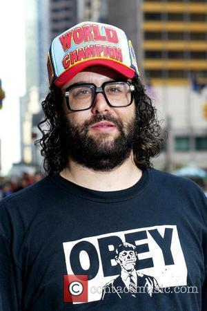 Judah Friedlander outside the Ed Sullivan Theater for the 'Late Show With David Letterman' New York City, USA - 16.06.09