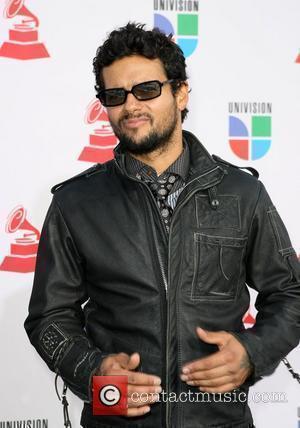 Draco Rosa  2009 Latin Grammy Awards at Mandalay Bay Resort Hotel - Arrivals Las Vegas, Nevada - 05.11.09