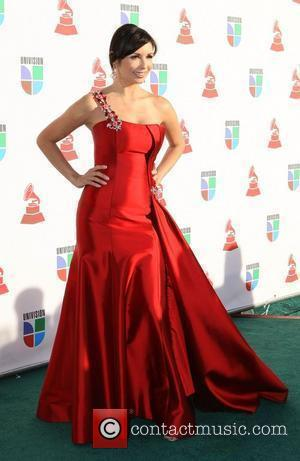 Giselle Blondet  2009 Latin Grammy Awards at Mandalay Bay Resort Hotel - Arrivals Las Vegas, Nevada - 05.11.09