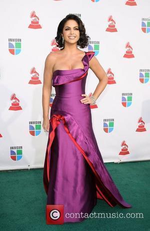 Lucero  2009 Latin Grammy Awards at Mandalay Bay Resort Hotel - Arrivals Las Vegas, Nevada - 05.11.09