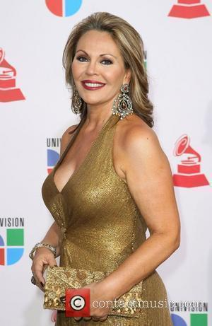 Maria Elena Salinas  2009 Latin Grammy Awards at Mandalay Bay Resort Hotel - Arrivals Las Vegas, Nevada - 05.11.09