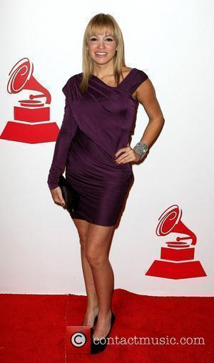 Fanny Lu The 2009 Latin Recording Academy Person Of The Year held at Mandalay Bay Resort Hotel - Arrivals Las...