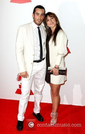 Kate Del Castillo and Aaron Diaz The 2009 Latin Recording Academy Person Of The Year held at Mandalay Bay Resort...