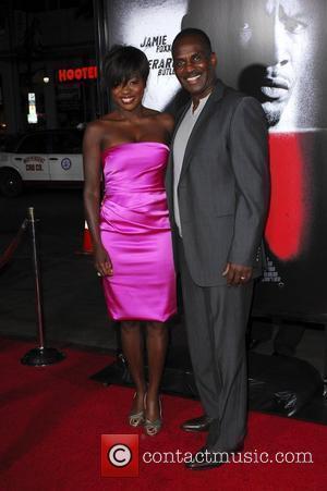 Viola Davis and Husband Julius Tenno