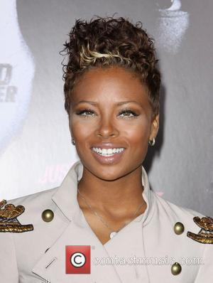 Eva Marcille Premiere screening of 'Law Abiding Citizen' held at The Grauman's Chinese theatre Los Angeles, California - 06.10.09