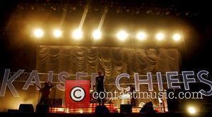 Ricky Wilson of The Kaiser Chiefs  The 2009 Leeds Festival - Day 3 Leeds, England - 30.08.09
