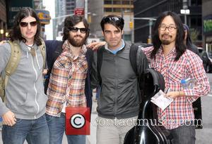 David Letterman, The Avett Brothers