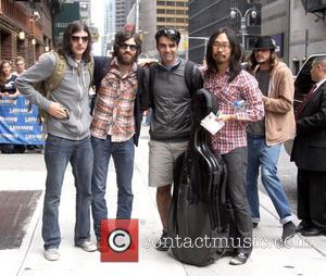 The Avett Brothers and David Letterman
