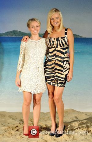 Malin Akerman and Kristen Bell