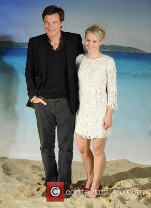 Jason Bateman and Kristen Bell