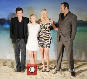 Jason Bateman, Kristen Bell and Malin Akerman