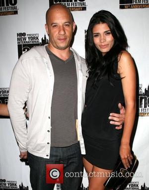 Vin Diesel and Paloma Jimenez The 10th New York International Latino Film Festival (NYILFF) - 'Los Bandoleros' premiere at the...