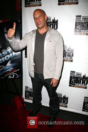 Vin Diesel The 10th New York International Latino Film Festival (NYILFF) - 'Los Bandoleros' premiere at the School of Visual...