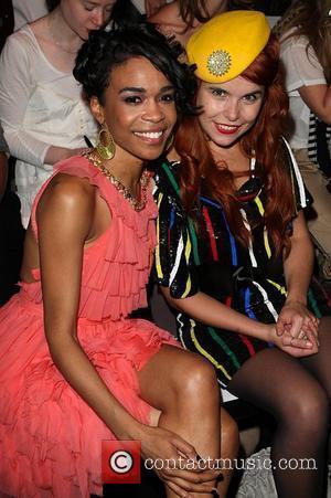 Michelle Williams and Paloma Faith