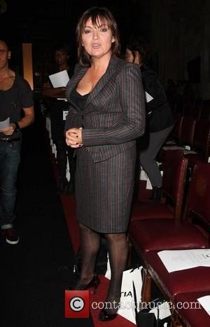 Lorraine Kelly 25th Anniversary London Fashion Week Spring/Summer 2010 - House of Holland - Front Row and Runway London, England...