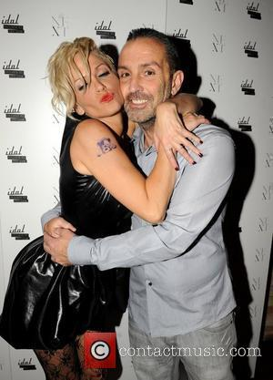 Sarah Harding and Mark From Next Models