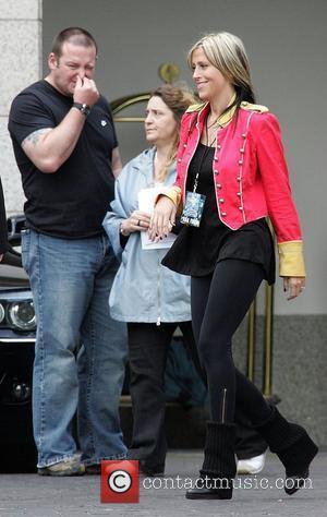 Nicole Appleton seen leaving the Four Seasons Hotel. Dublin, Ireland - 20.06.09