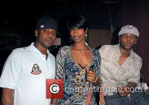Jagged Edge and Lashune Lil' Kim's birthday celebration at Mansion nightclub Miami Beach, Florida - 23.07.09