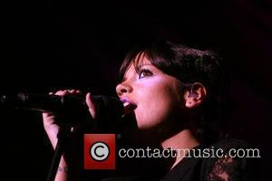 Lily Allen and Somerset House