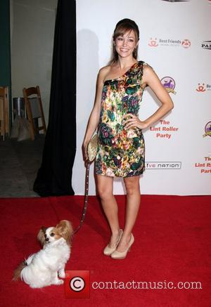 Autumn Reeser The 2009 Lint Roller Party - Arrivals Los Angeles, California - 03.10.09