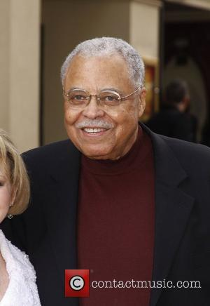 James Earl Jones Disney's 'Lion King' 10th anniversary at the Lyceum Theatre - Arrivals London, England - 18.10.09