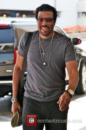Lionel Richie  seen arriving at LAX airport to board an international flight. Los Angeles, California - 07.08.09