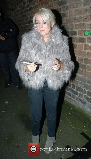 Little Boots aka Victoria Christina Hesketh arriving at the O2 academy  Liverpool, England - 27.10.09