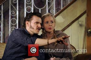 Marc Warren and Diana Vickers
