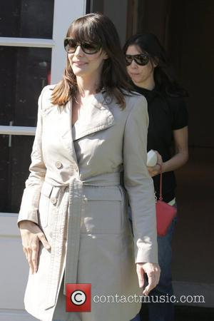 Liv Tyler and Stella Mccartney
