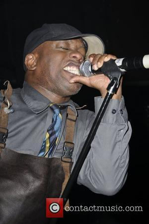 Corey Glover Performs With Living Colour At The Key Club
