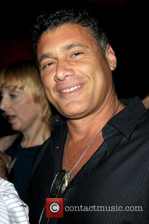 Steven Bauer attends a party in honour of Pulitzer Prize winning author Liz Balmaseda at Eden Roc Resort Miami Beach,...