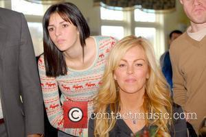 Ali Lohan and Dina Lohan Dina Lohan and family join community leaders in serving over 200 people with autism and...