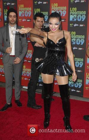 Jery Sandoval and MTV