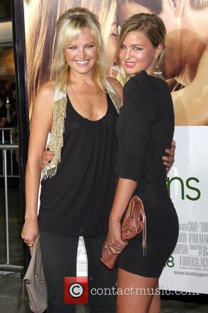 Malin Akerman Los Angeles premiere of 'Love Happens' at Mann's Village Theater Los Angeles, California - 15.09.09