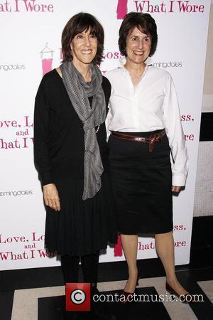 Delia Ephron and Nora Ephron