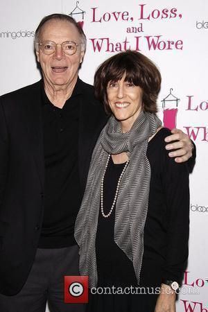 Nicholas Pileggi and His Wife Nora Ephron