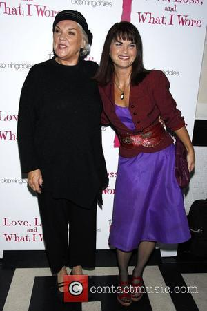 Tyne Daly and Mary Birdsong