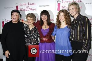 Tyne Daly, Mary Birdsong and Mary Louise Wilson