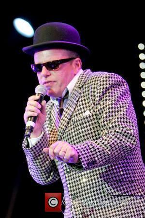 Suggs from Madness Madstock Festival 2009 held at Victoria Park London, England - 17.07.09