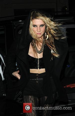 Kesha attends Mahiki's third birthday party, she then moves on to Bungalow 8 London, England - 24.11.09
