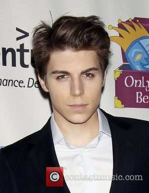 Nolan Gerard Funk 'Only Make Believe' 10th Anniversary Celebration held at the Shubert Theatre - Arrivals. Only Make Believe is...