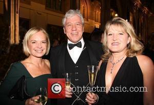 Mariella Frostrup, John Walsh and Amanda Ross