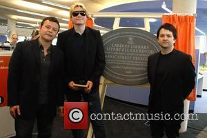 Nicky Wire, James Dean and Manic Street Preachers