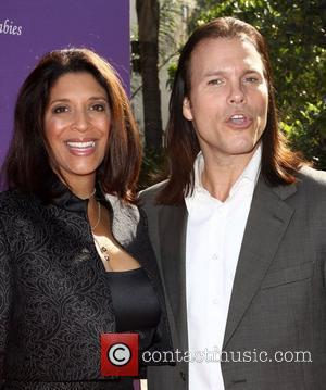 Christine Devine and fiance Sean McNabb March of Dimes 4th Annual Celebration of Babies at The Four Seasons Hotel in...